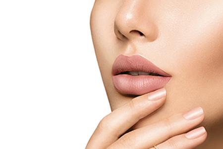 Sinnliche-Lippen
